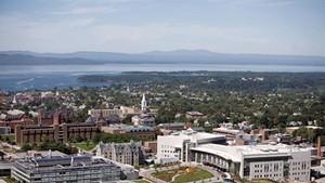 University of Vermont Medical Center main campus