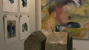 Works by Elise Whittemore, Denis Versweyveld and Jay Vogler