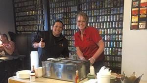 El Gato Brings Mexican Fare to Queen City Brewery