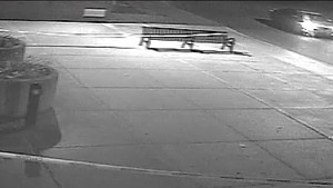 Footage of Car Might Help Solve Racist Graffiti Case, Police Say