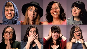 Funny Females Drive the Vermont Comedy Scene