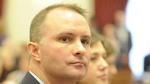 Vermont Attorney General T.J. Donovan