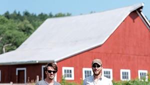 Taylor LaFleur (left) and Dillon Klepetar