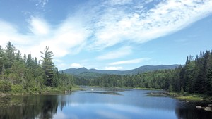 LaBier Flow in the Boreas Ponds tract