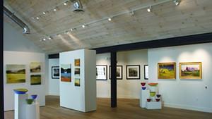 Edgewater Gallery in Stowe