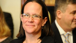 Agency of Natural Resources Secretary Julie Moore