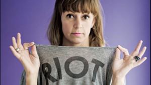 Adrienne Truscott's Improbable Standup Show About Rape