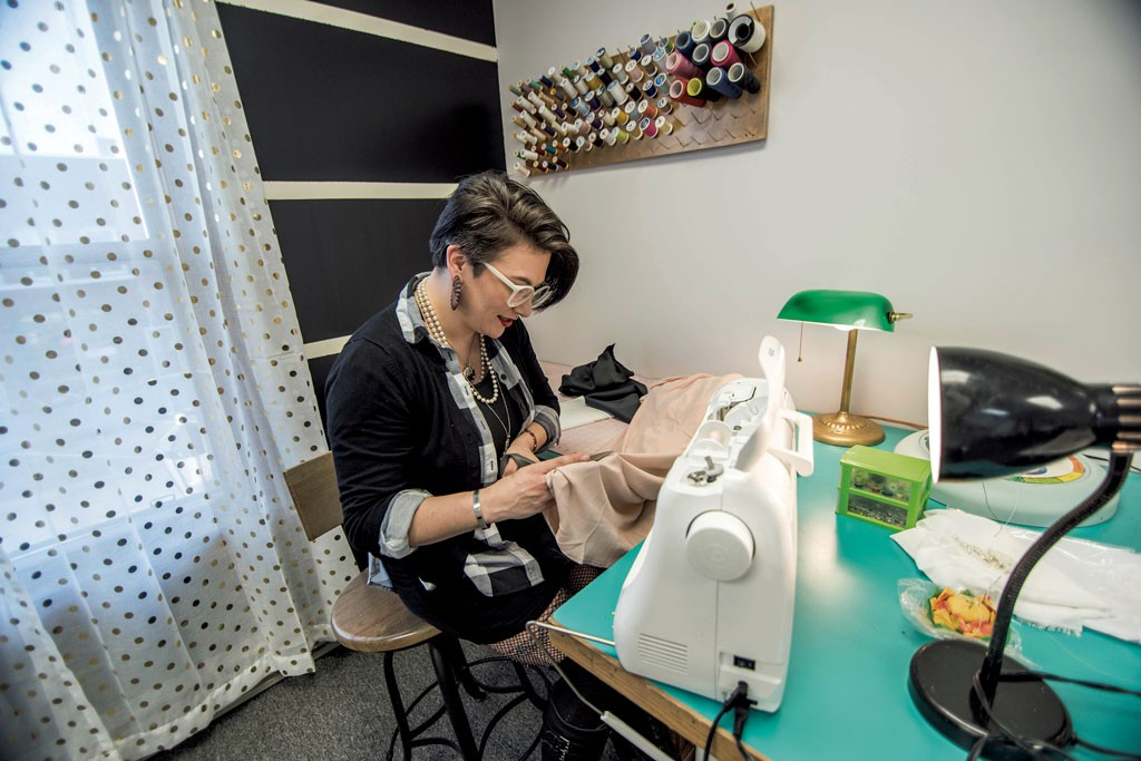 Vermont Seamstress Katie Zuanich Says \'I Do\' to Bridal Gowns | Work ...