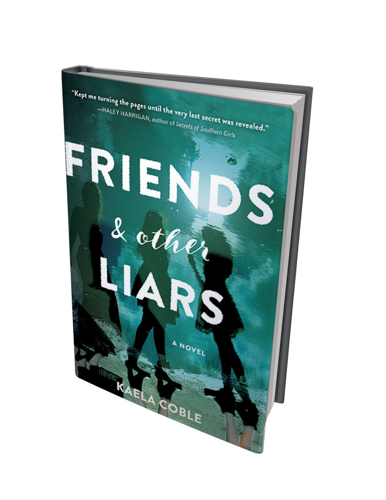 Image result for friends and other liars kaela coble