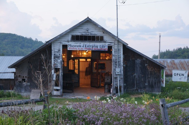 The Museum of Everyday Life in Glover - COURTESY OF THE MUSEUM OF EVERYDAY LIFE