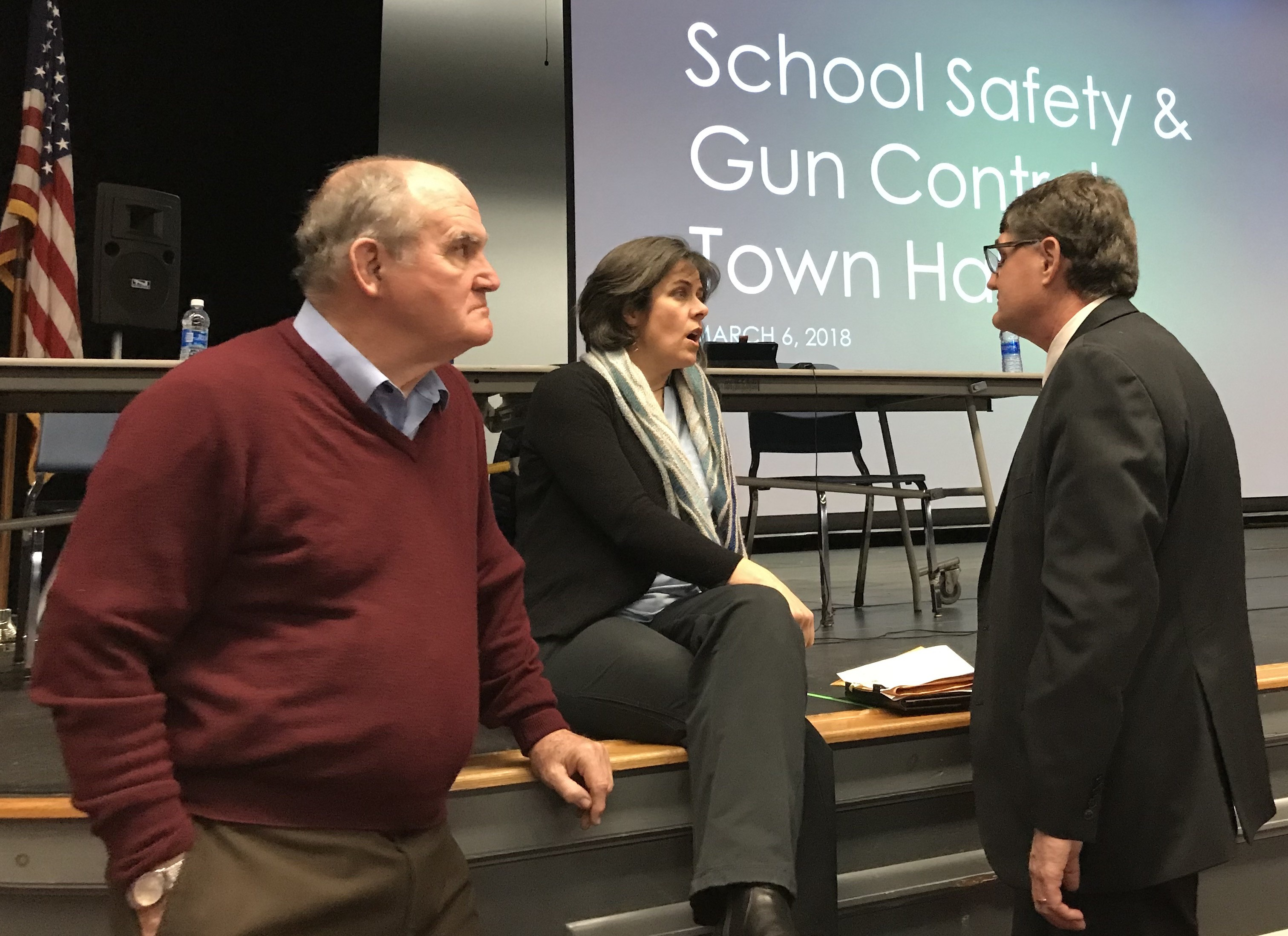 Shame On You In Milton Pro Gun Crowd Slams Vermont Politicians