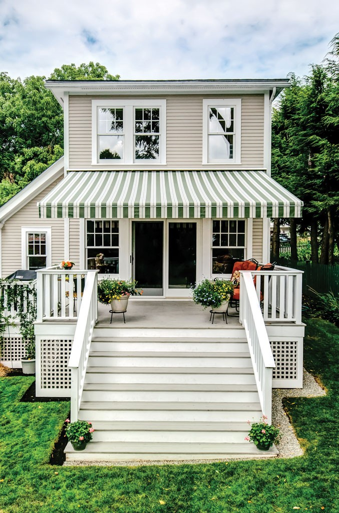 For One Local Company, Awnings Aren't Just Window Dressing ...
