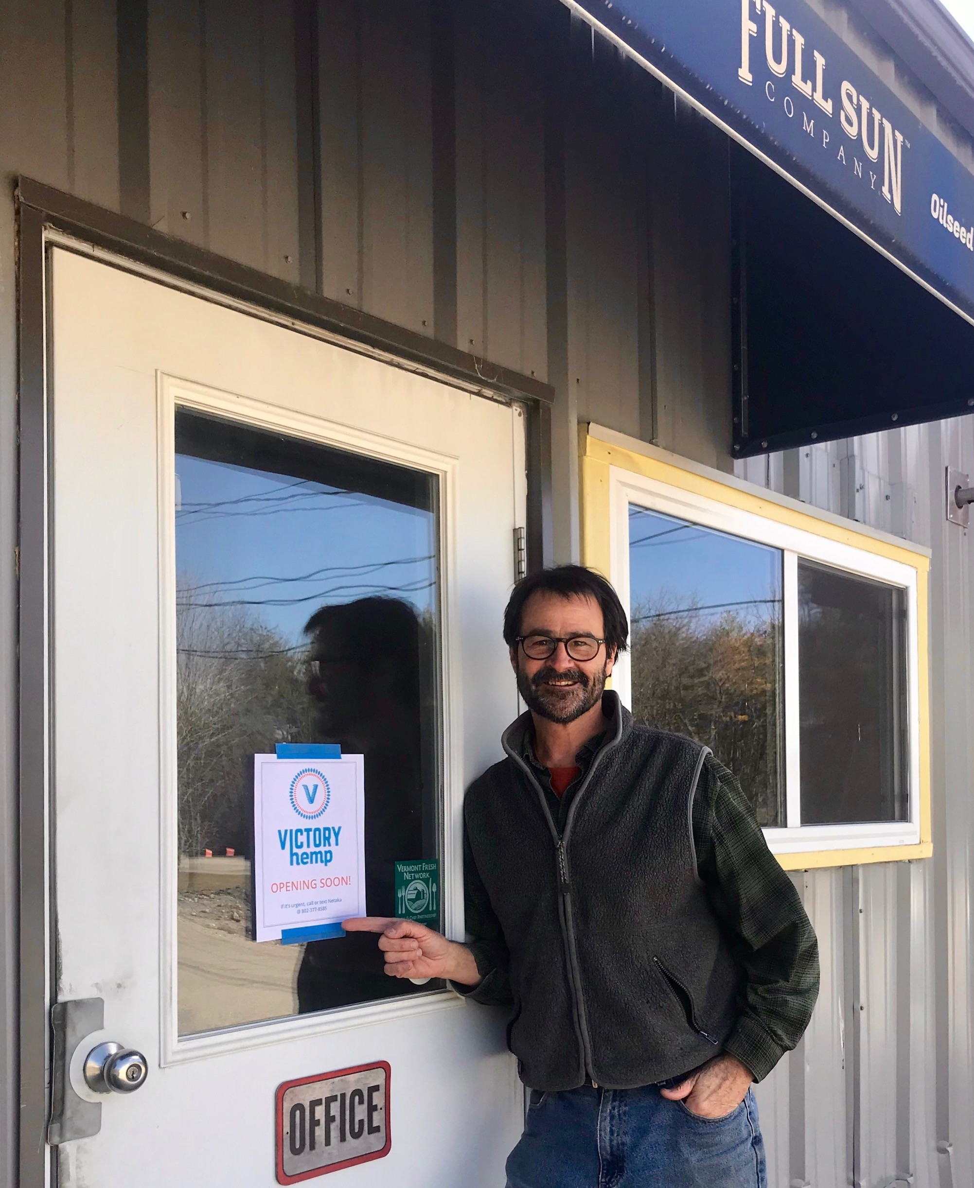 Kentucky Hemp Company Buys Middlebury Processing Facility