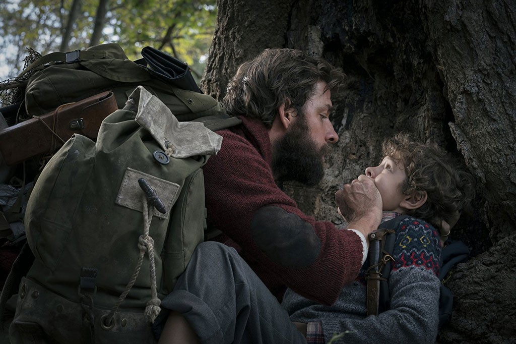 A Quiet Place roars in with $50-million debut