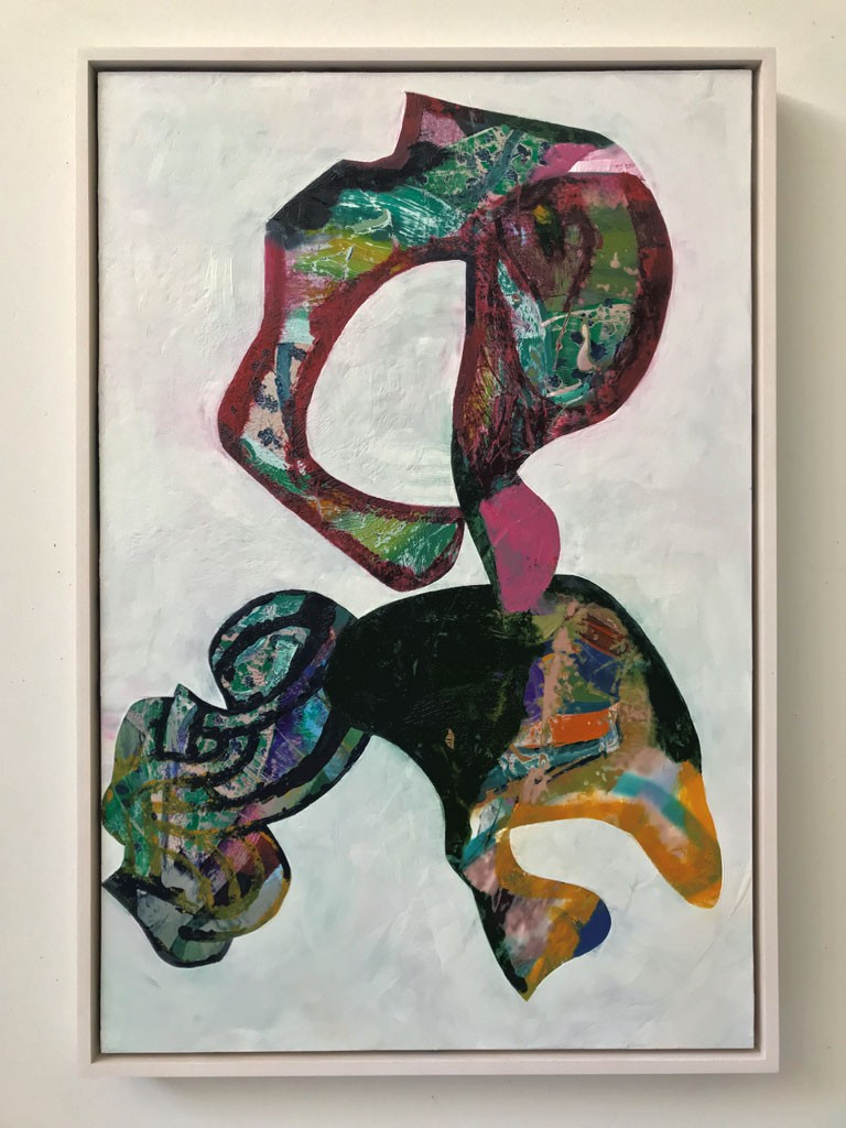 Nyts Arts Beat Blog Gets Tangled In >> Art Review Made In Vermont Hall Art Foundation Art Review