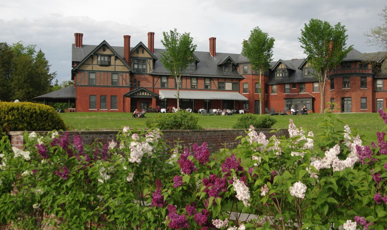 Rooms: Weed-Laced Chocolates Sicken Inn At Shelburne Farms