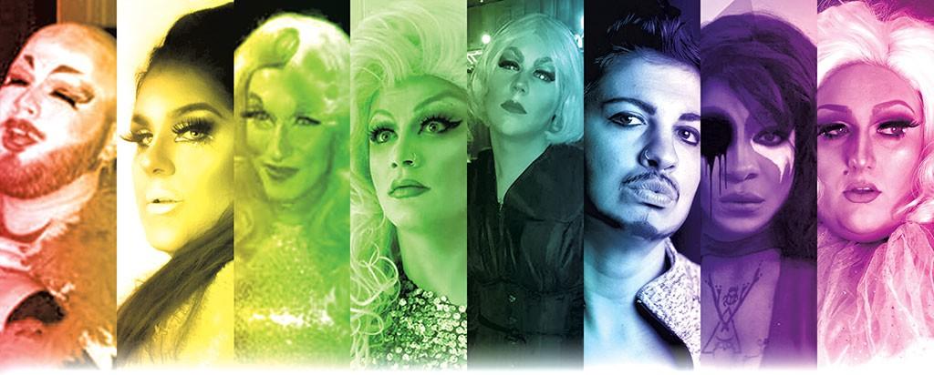 Proud AF Pride Ball lineup