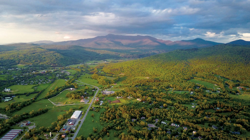 """Caleb Foster, """"Mount Mansfield"""""""