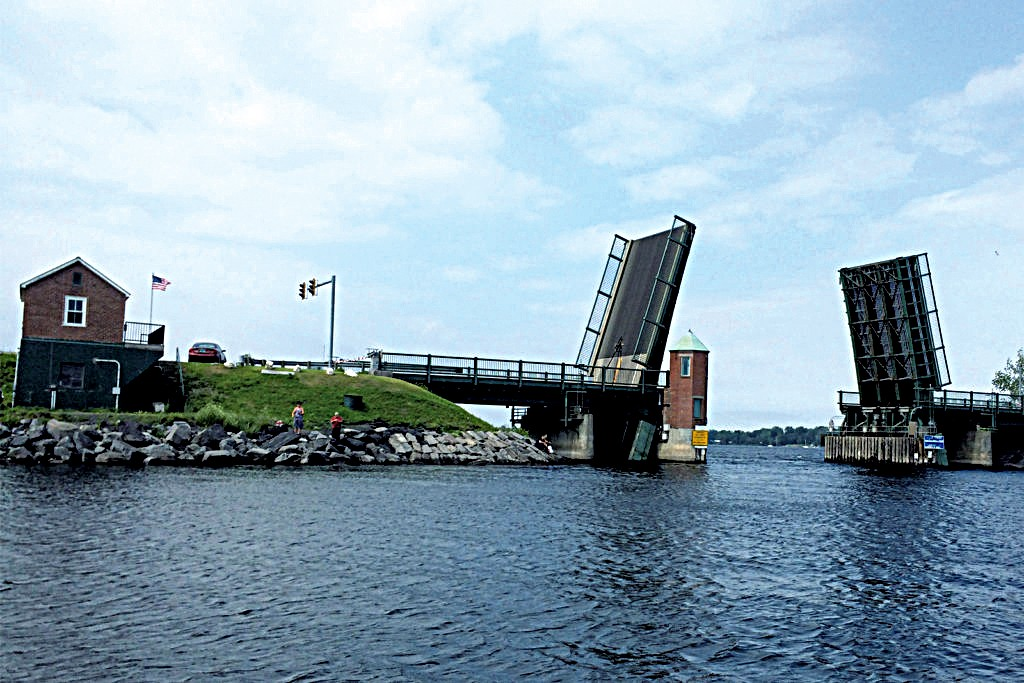 It Ll Take Four Years To Replace The Drawbridge In North Hero