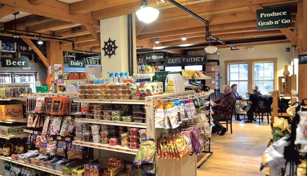 Putney General Store - SASHA GOLDSTEIN