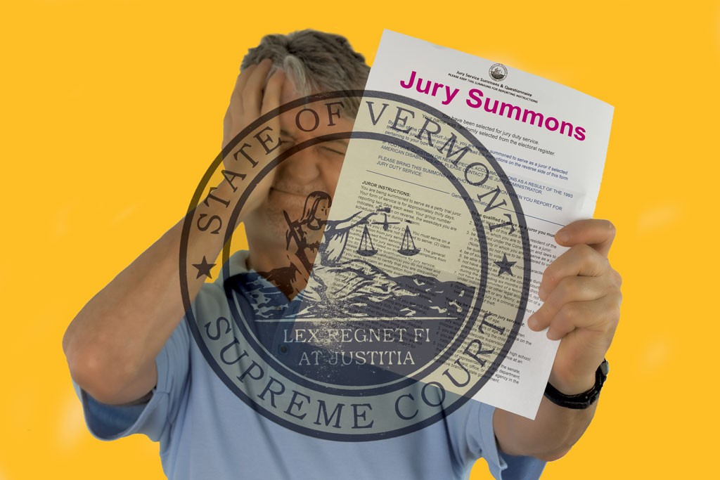 WTF: Why Are Some People Called for Jury Duty While Others