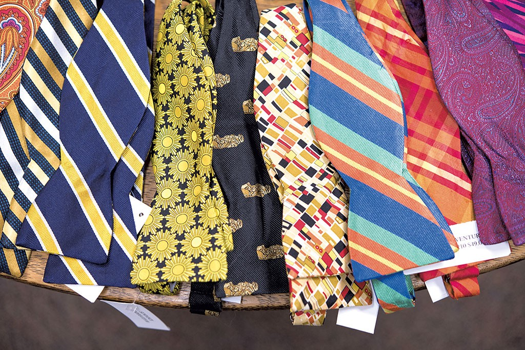 70bea0ca1e9e Middlebury's Beau Ties Collars the Market on Dapper Neckwear ...