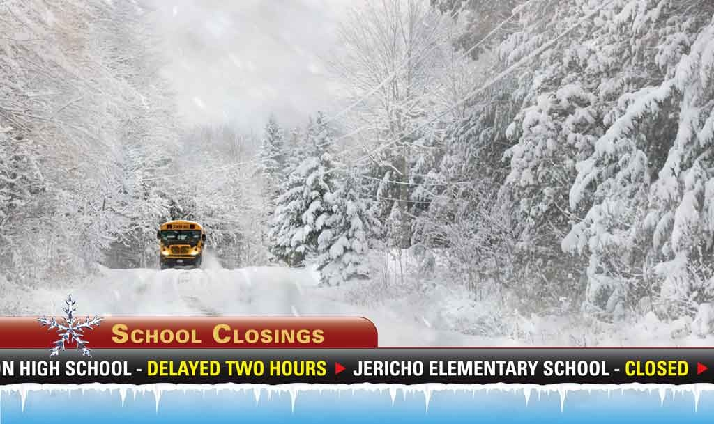 WTF: Do Vermont Schools Call More Snow Days Than in the Past