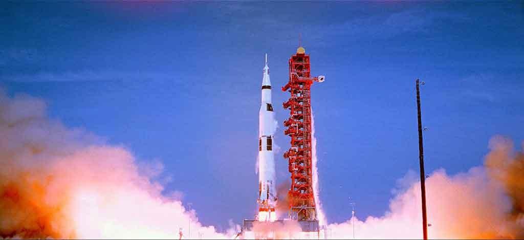 apollo 11 space mission original footage - photo #18