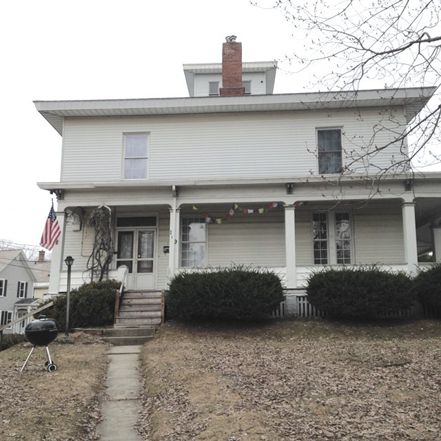 The house at 109 Main Street in Winooski, known as the mansion - MOLLY WALSH