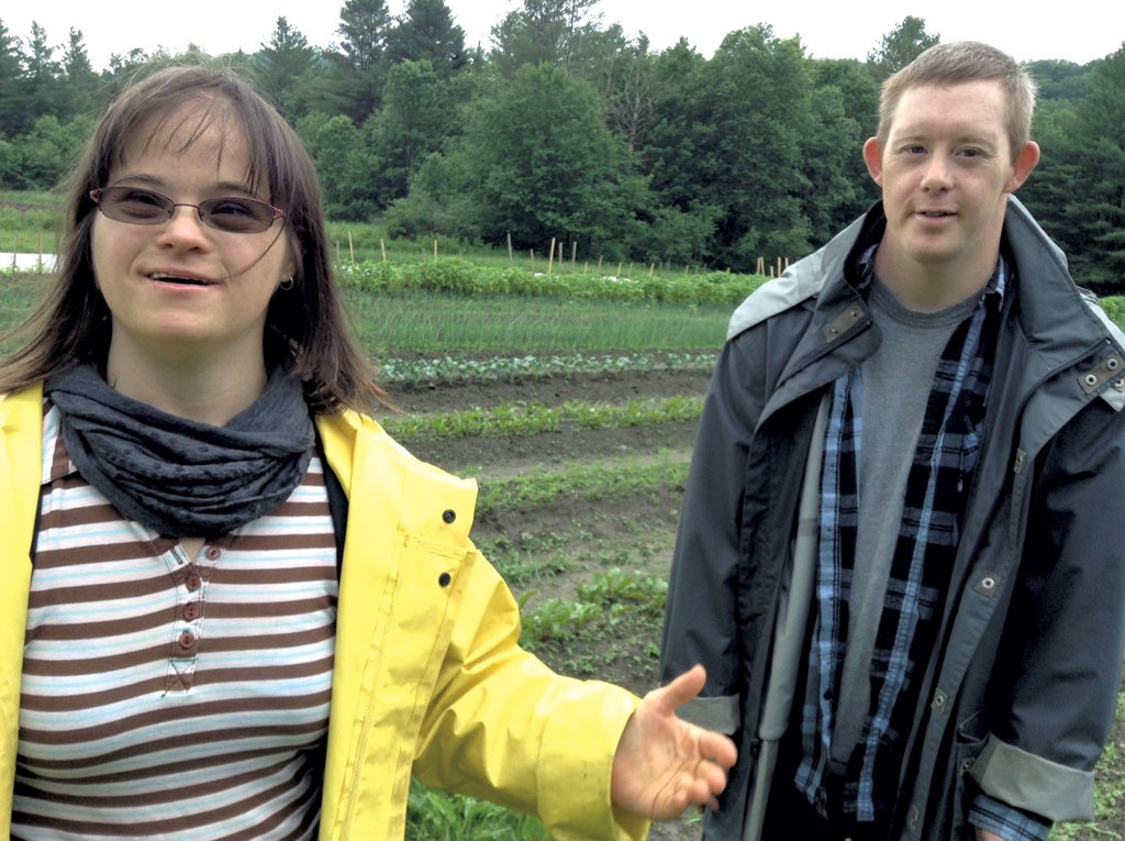 Annie Jackson and Chris Stuhlman - MOLLY WALSH
