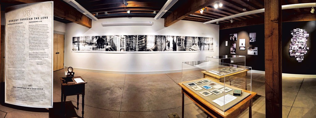 Rokeby Museum installation - COURTESY OF STEPHEN AND EVE OGDEN SCHAUB