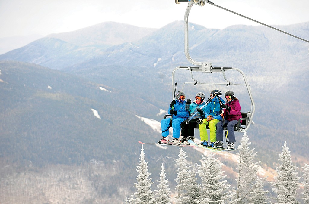 Vail Resorts to Purchase Mount Snow and Other Ski Areas