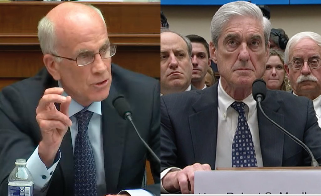 Not Reporting Election Meddling May Be 'the New Normal,' Mueller Tells Welch