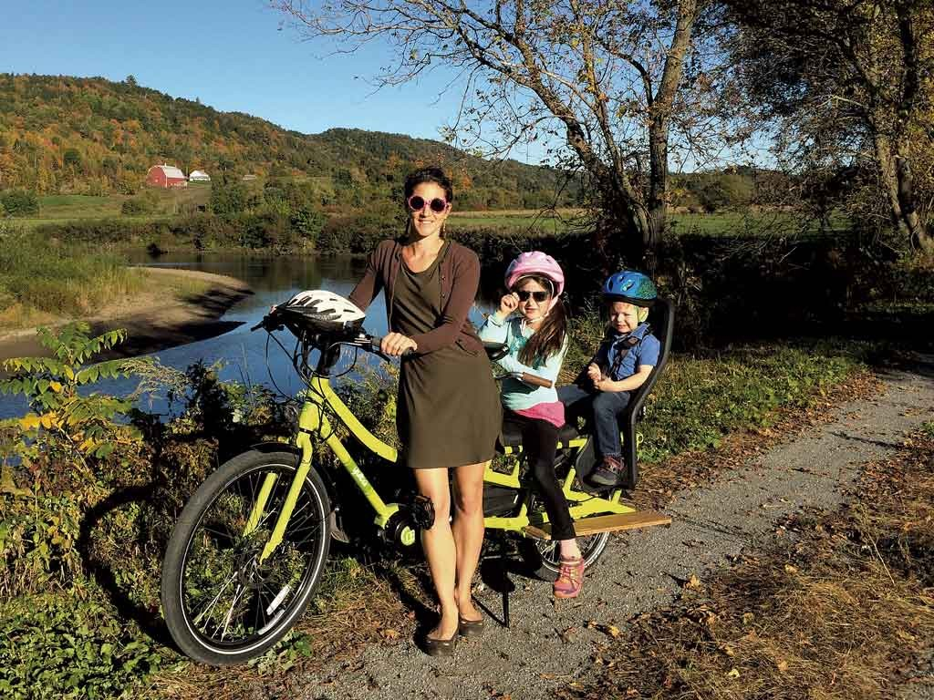 Cyclists Savor Scenery And History On The Lamoille Valley Rail Trail Btv Magazine Seven Days Vermont S Independent Voice