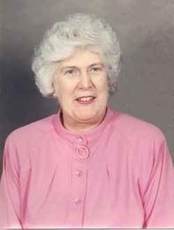 Betty Edith Mae (Benoit) Irving