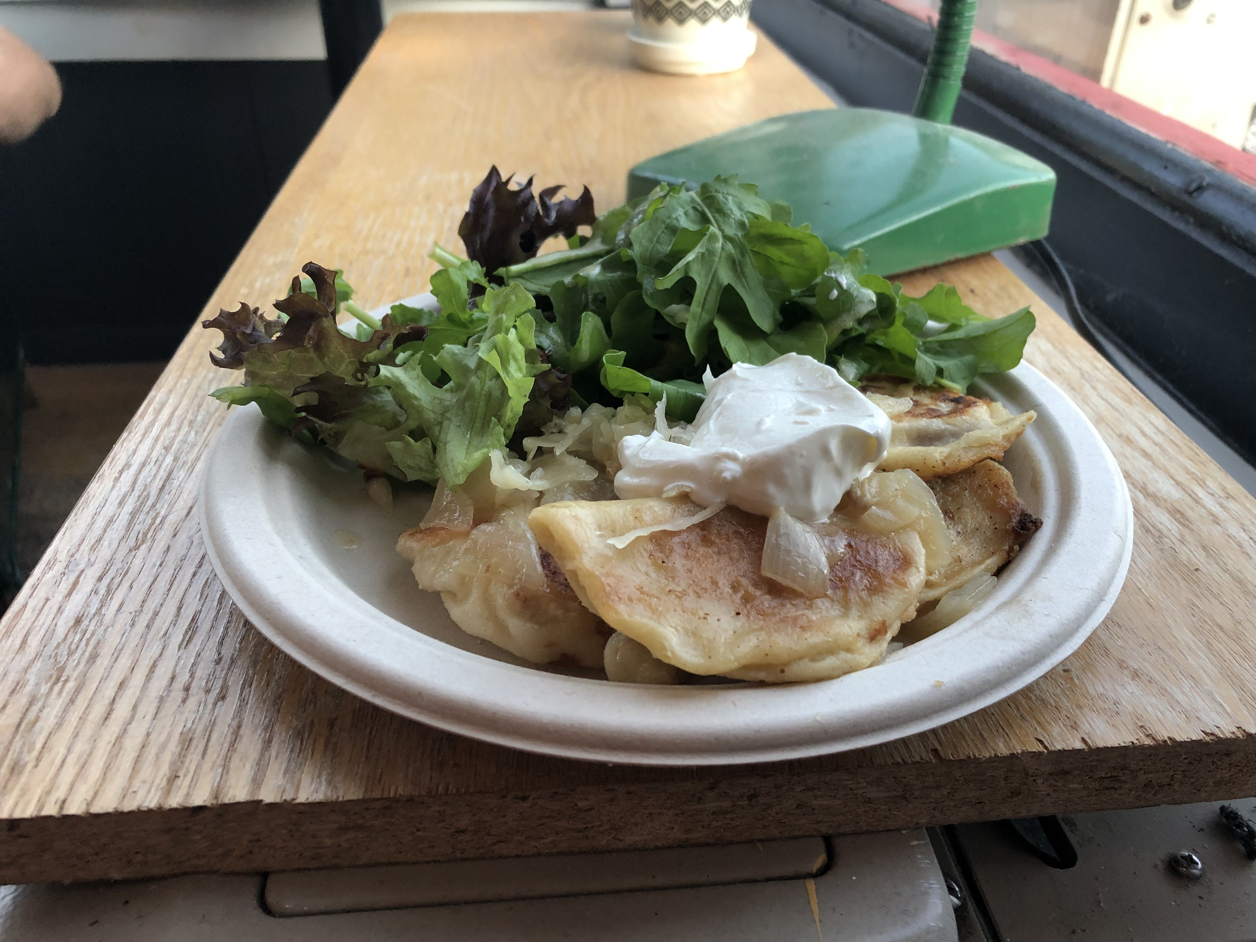 Dining on a Dime: Syp Brand Pierogi