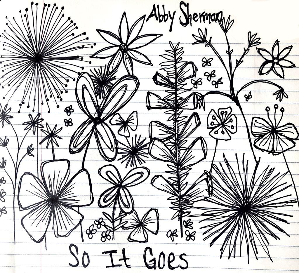 Abby Sherman, 'So It Goes'