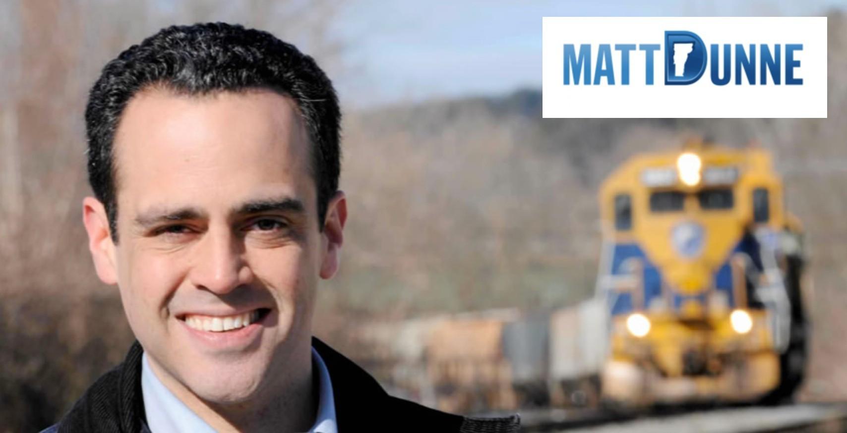 MATT DUNNE'S CAMPAIGN WEBSITE
