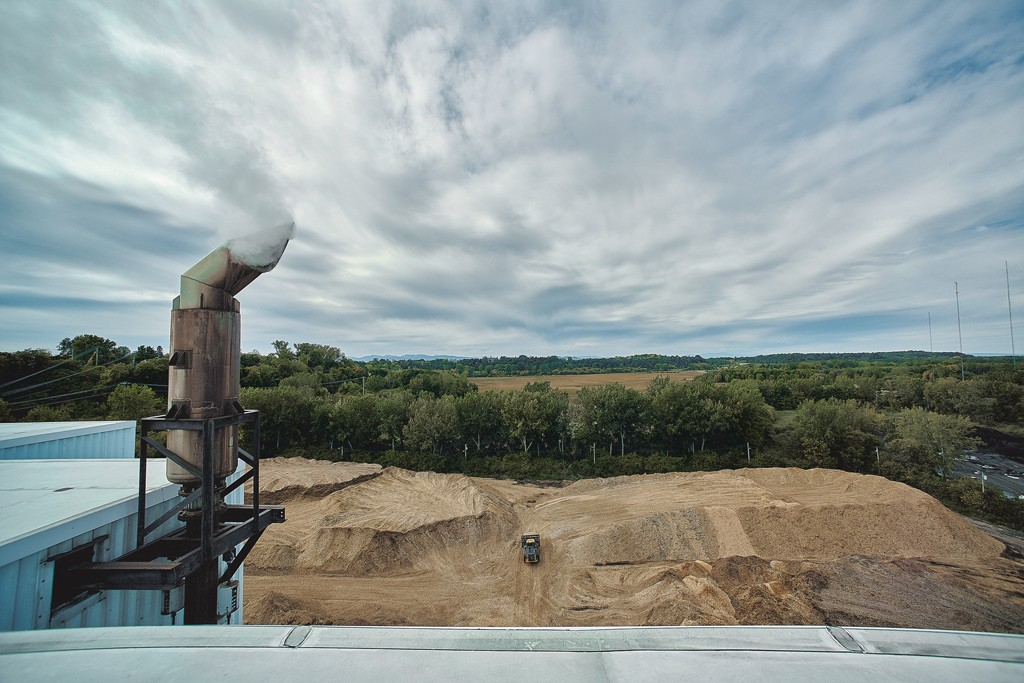 In a Warming World, New Thinking Imperils Vermont's Wood-Fueled Energy Market