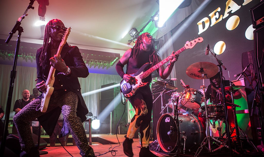 Soundbites: An Evening With Death at the Double E