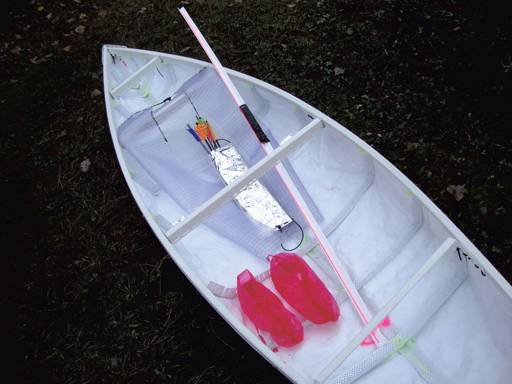 """""""Skiff Prototype"""" by Angus McCullough"""