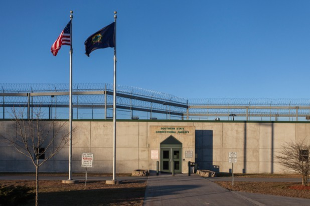 Southern State Correctional Facility in Springfield - FILE PHOTO: TOM MCNEILL