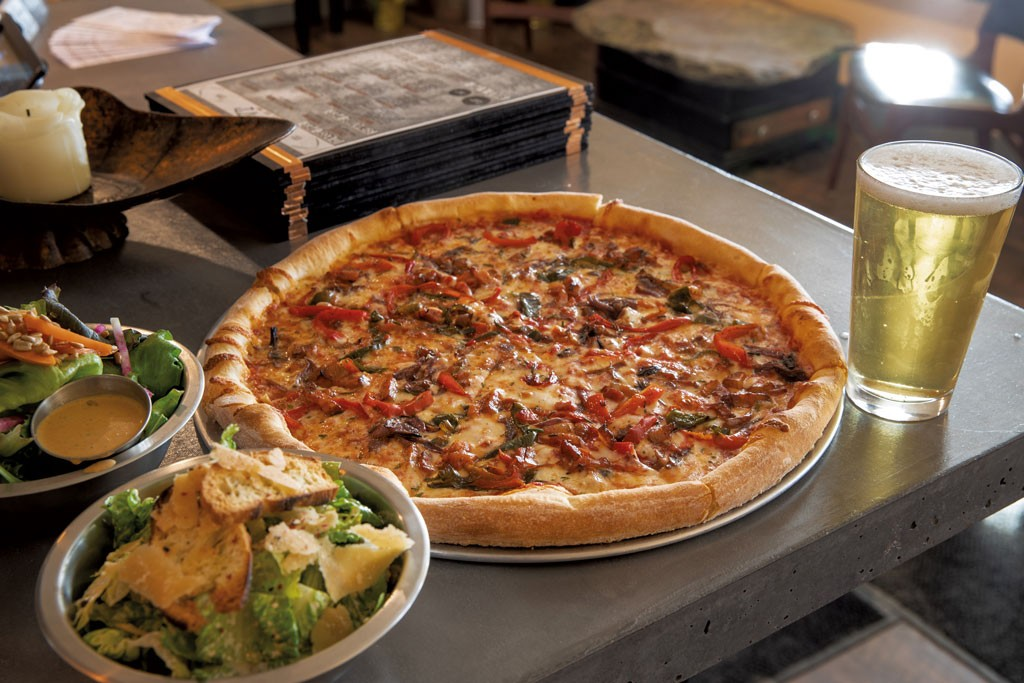 Stone's Throw Opens With a Free Pizza Party in Richmond