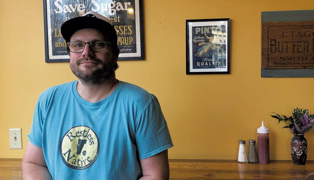 Chef-Legislator Matt Birong Balances Customers and Constituents