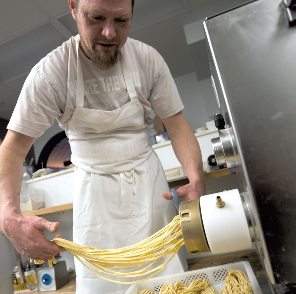 Owners Close Mama's Hand Made Italian, Focus on Downtown Grocery in Ludlow