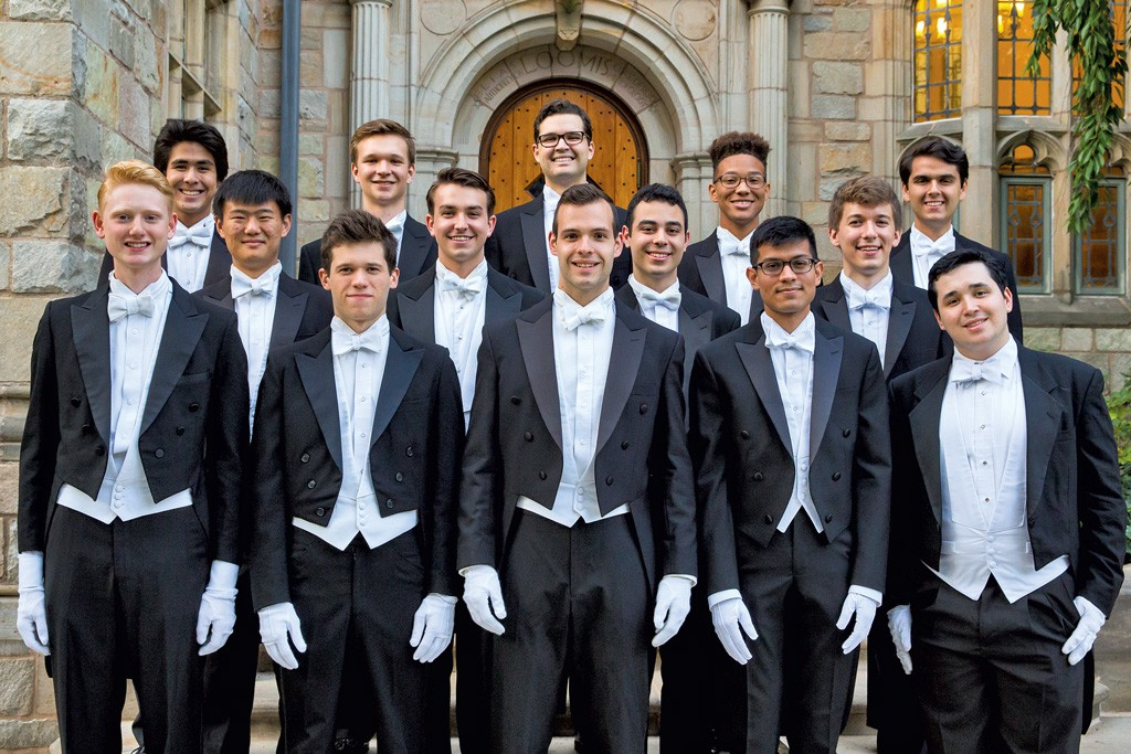 The Whiffenpoofs - COURTESY OF CAPITAL CITY CONCERTS