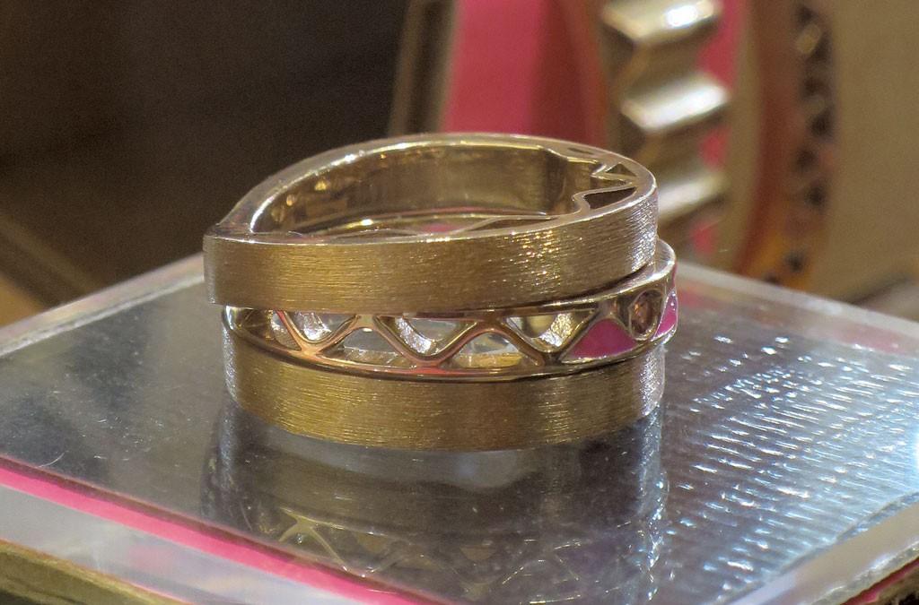 Kat Clear jewelry design - MATTHEW THORSEN
