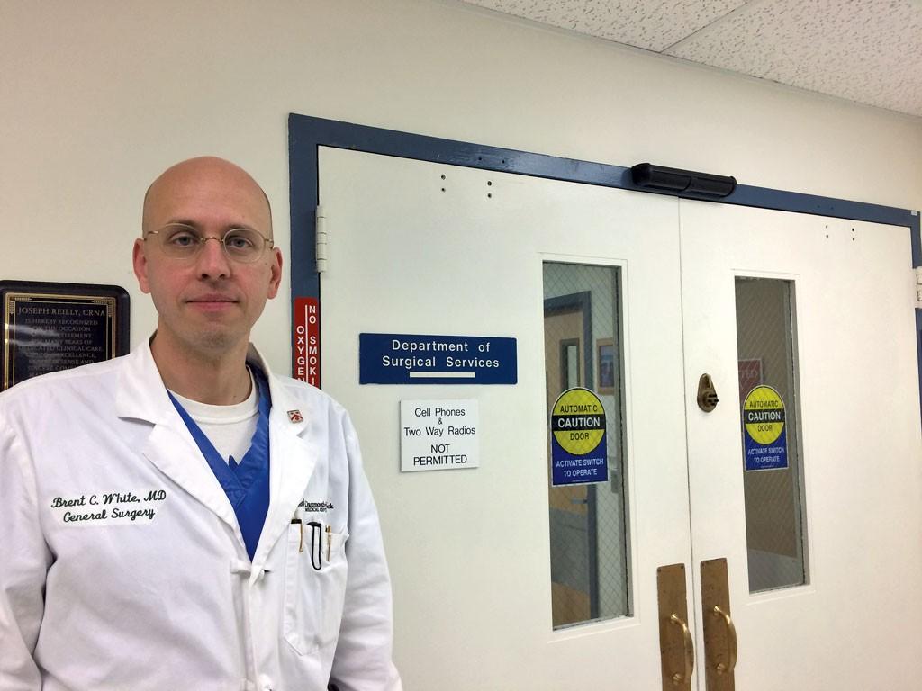 Dr. Brent White - NANCY REMSEN