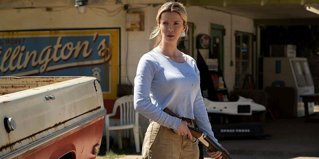 ARMS AND THE MA'AM Gilpin creates the most intriguing action figure to emerge from an American thriller in ages.