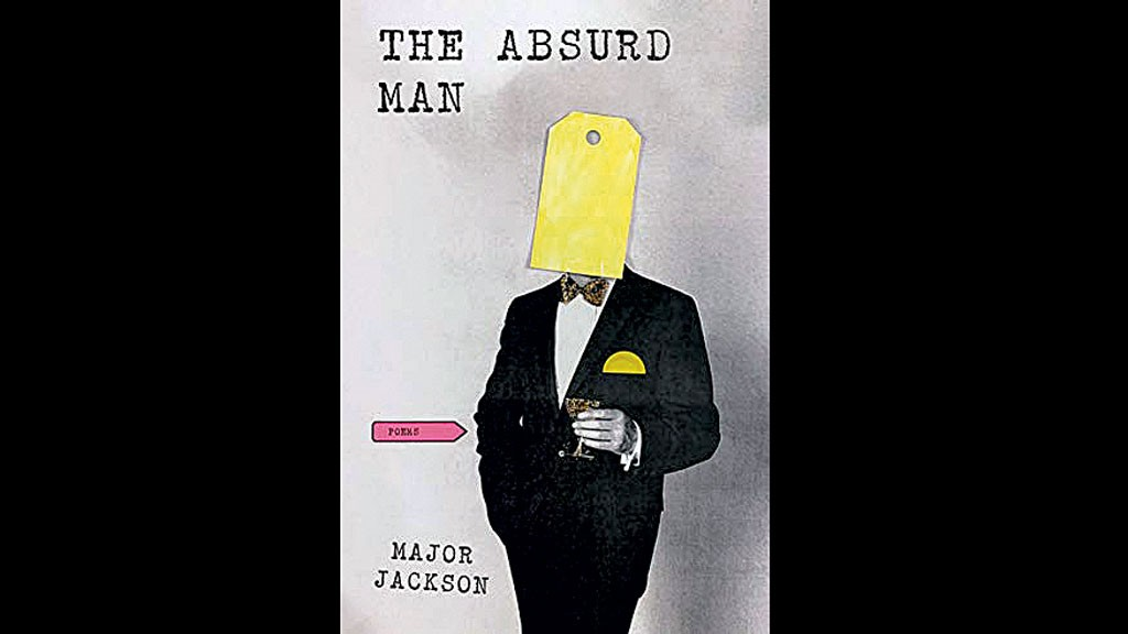 The Absurd Man by Major Jackson, W.W. Norton, 112 pages. $26.95.